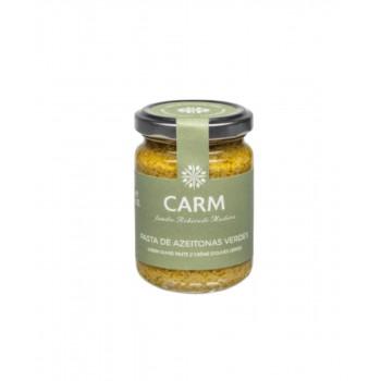 CARM Gourmet Green Olive Paste